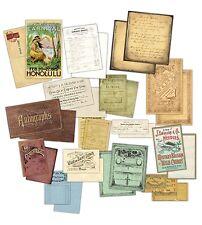 7gypsies Large Ephemera: Gypsy Chronicles (15 Pieces)
