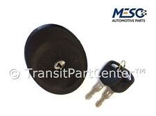 LOCKING FUEL DIESEL CAP WITH 2 KEYS FORD TRANSIT MK4 1993-1994
