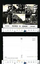 GENOVA (GE) - RICORDO DELLA CITTA' CON VEDUTE - 52168