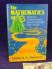 Mathematics of Oz Clifford Pickover NEW 1st Edition Math Puzzle Education Book
