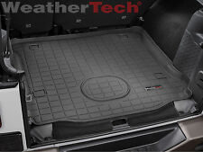 WeatherTech Cargo Liner for Jeep Wrangler Unlimited - 2015-2017 - Black