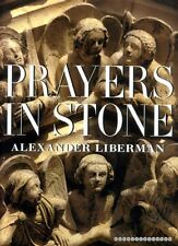 Liberman, Alexander PRAYERS IN STONE Hardback BOOK
