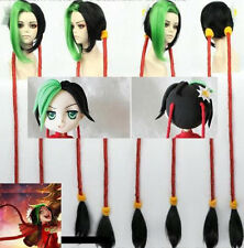 Cosmile LOL League of Legends Jinx Hero Cosplay Wig Prop ZERO3095