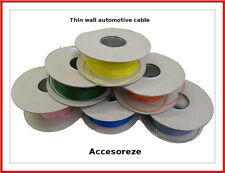 Automotive wire vehicle cable kit 16A 11 colours x 5m