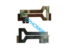 2 Pieces Shaft rotating LCD Flex Cable Replacement For Casio EX-ZR50 Camera Part