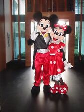 Best Mickey Mouse Mascot Fancy Costume Cartoon Party Adult Size