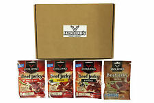 Jack Link's Beef Jerky Selection Gift Box - 4 Packs Original, Peppered, Teriyaki
