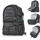 Camera Camcorder Backpack Travel Bag Case for DSLR SLR Canon Nikon Sony Pentax