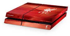 Playstation 4 Console Skin Liverpool Football Club Official PS4 Reds Item New