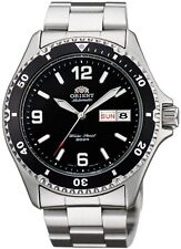 New Orient Mako II Black automatic Gent's watch FAA02001B Diving WR 200m