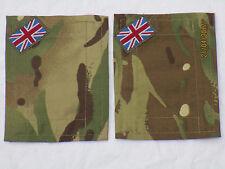 MTP Chiusura a strappo Patches 2 Pezzi 10x13cm,e Versione,per Jacket,Grembiule,
