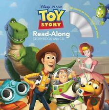 Toy Story Read-Along Storybook and CD by Ronald Kidd 9781423133490