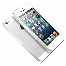 White/Silver Apple iPhone 5S 32GB GSM Factory Unlocked Smartphone Dual-core