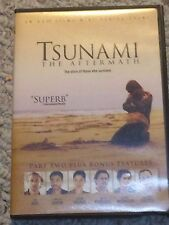 Tsunami - The Aftermath (DVD, 2007, Singe Disc)
