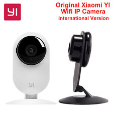 100% Xiaomi Yi NightVision Wifi IP CCTV Camera Baby Monitor ENGLISH EDITION