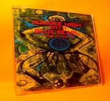 MAXI Single CD JUNGLE HIGH WITH BLUE PEARL Fire Of Love 3TR 1993 trance ind