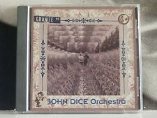 JOHN DICE ORCHESTRA - GRANITE ROAD - CD NEAR MINT 1999 BLUE JUDE MUSIC