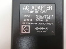 KODAK 190-9282 GENUINE CAMERA AC ADAPTER FOR DC200 NEW