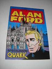 SPECIALISSIMO QUARK MILANO 1994 ALAN FORD INEDITO COMICONVENTION !!!