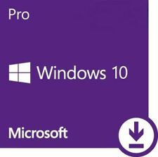WINDOWS 10 PRO PROFESSIONAL KEY LICENZA MULTI-LANGUAGE 32/64 BIT