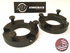 """[SR] 2"""" Front Leveling Spacer Lift Kit 99-06 Toyota Tundra 4WD 2WD (BLACK)"""