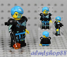 LEGO Series 16 - Cyborg Girl 71013 Minifigure Woman Female Robot Collectible CMF