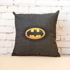 Super Hero Batman Logo Marvel Mark Cushion Cover Throw Pillow Case Linen Decor