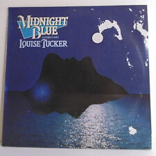 "33T Louise TUCKER Vinyle LP 12"" MIDNIGHT BLUE - ARABELLA 205007 F Rèduit punki64"