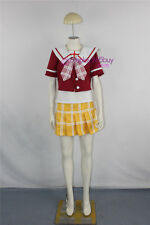 Rosario + Vampire Kokoa Shuzen Cosplay Costume include long stockings