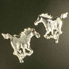 HORSE BOX LORRY TRAILER HORSES BADGES EQUESTRIAN SIGN STICKER PONY STICKERS