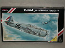 """Special Hobby 1/32 Scale Curtiss P-36A """"Pearl Harbour Defender"""""""