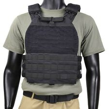 New 5.11 Tactical or Crossfit TacTec Plate Carrier Vest Black One Size 56100