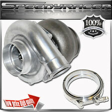 BIG T72 Twin Scroll Turbo Charger  w/ T3 Flange .70 AR .84AR