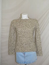 HENRY COTTON'S MAGLIONE DONNA WOMAN SWEATER 46 CASUAL L3378