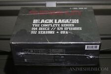 Black Lagoon Complete Series + OVA (PREMIUM EDITION) Anime Blu-ray R1 Funimation