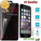 New Premium Real Tempered Glass Screen Protector for Apple 5.5
