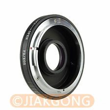 CANON FD Lens to EOS EF Body Mount Adapter 650D 550D 1000D 500D