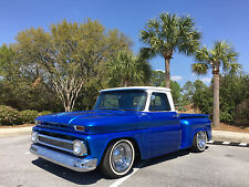 1964 Chevrolet C-10 ground up restoration