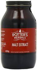 Potters Herbals Malt Extract 650g