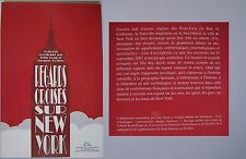 Regards croisés sur New York - John Dean, Jacques Pothier