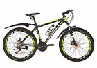 COLLECTION ONLY 26'' Hardtail Mountain Bikes Bicycles Shimano 21 Sp Alloy Frame