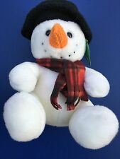 Build A Bear Work Shop Snowman Holiday Pal Plush From 2003