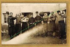 Cpa Carte Photo 3e RSA Spahis Algériens de Constantine m0133