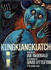 KLINGKLANGKLATCH (1992 large format softcover) full colour, unread