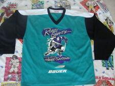 ROBBY GLATZ Power Ice Skating Hockey Jersey Men's Size XL