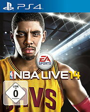 NBA Live 14 PlayStation 4 PS4 Spiel Game Wie Neu Like New