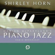 (NEW & SEALED CD) SHIRLEY HORN Marian McPartland's Radio Broadcast Piano Jazz