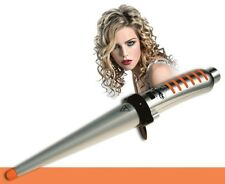 "New Hai Elite Digital Ceramic Ionic Tourmaline 1.5"" Rod Curling Iron 4-1/2 Inch"