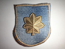 US 19th SPECIAL FORCES Group (AIRBORNE) Beret Patch + MAJOR Rank Insignia