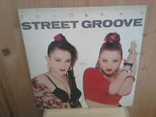 "CLIO & KAY street groove 12"" MAXI 45T"
